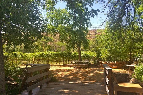 Sedona Vineyard Tours