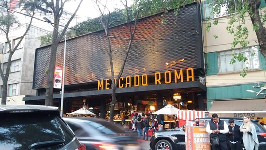 Mercado Roma Ciudad De México 2020 Qué Saber Antes De Ir