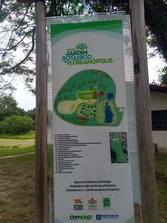 Jardim Botânico de Florianópolis
