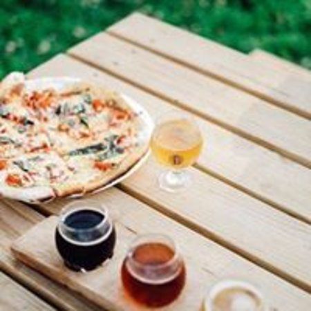 Flight Tasting and Wood Fired Pizza at B Chord Brewing Company
