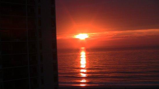sunrise from 616