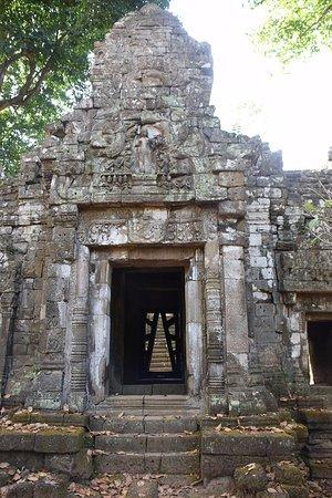 Gopura at the Entrance