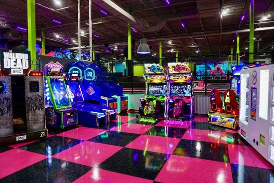 Flashy arcade!