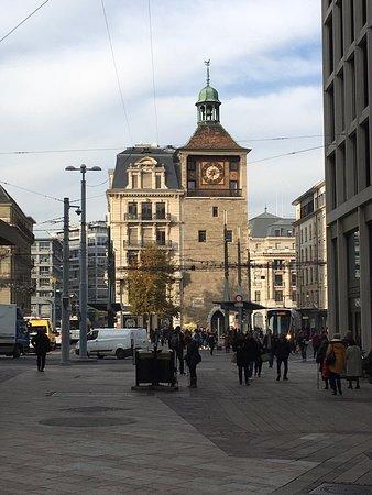 Free Walk Geneva