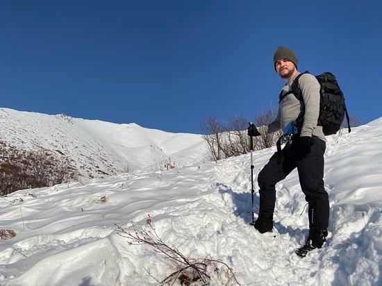 Anchorage, AK : Year-round hiking and seasonal snowshoeing and skiing await!