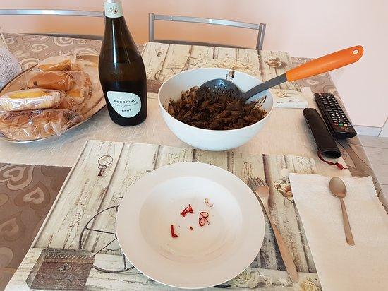 Preturo, Italia: E buon appetito