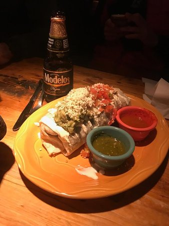 Burrito Picture Of Mad Dog Beans New York City Tripadvisor