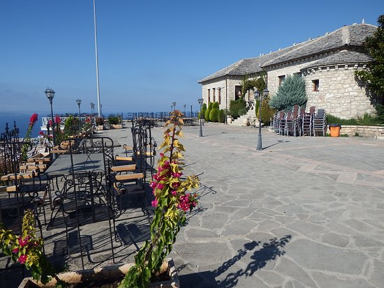 Saranda, Albanien: At the 'castle'