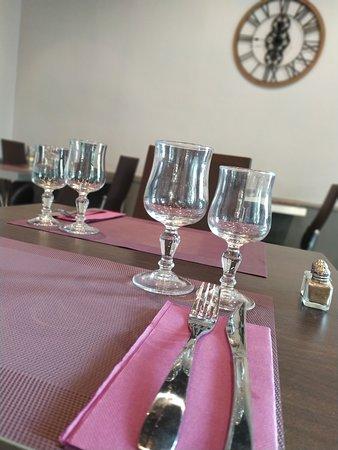 Notre salle de restaurant.