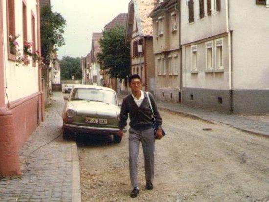 Frankfurt am Main, Deutschland: ドイツの由緒ある街並み