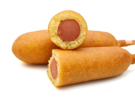 Abuja, Nigéria : This is corn dog freshly made call for order on  +2348147502206