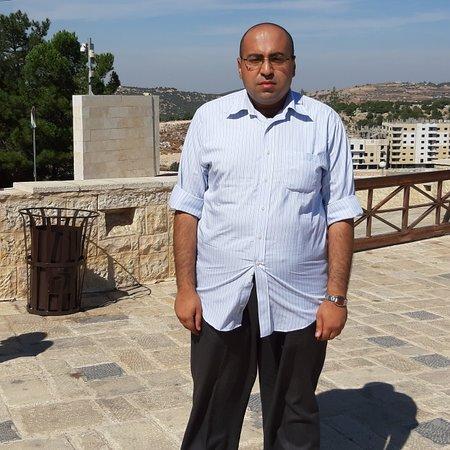 Ajloun castle inside