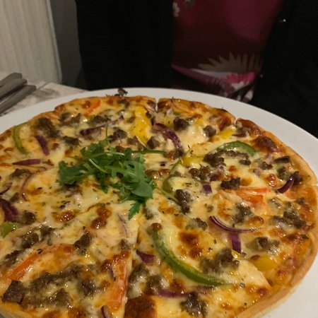 Bella Pizza Honiton Menu Prices Restaurant Reviews