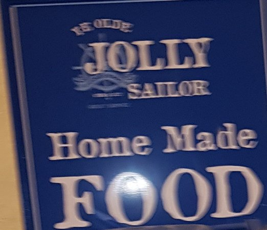 it was jolly good home made food