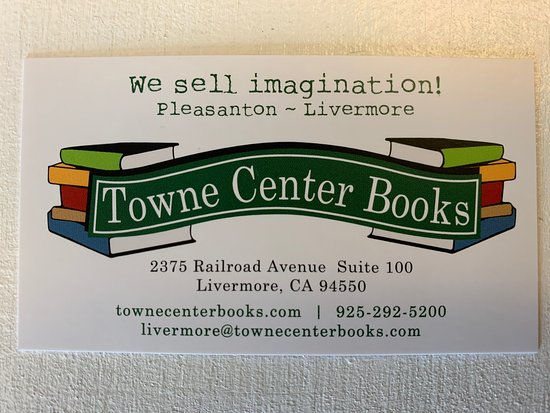 Towne Center Books