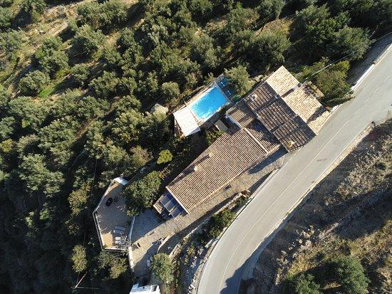 Laroya, Spanien: Vista aérea