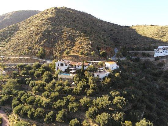 Laroya, Spanien: Vista de las Casas Rurales Picachico