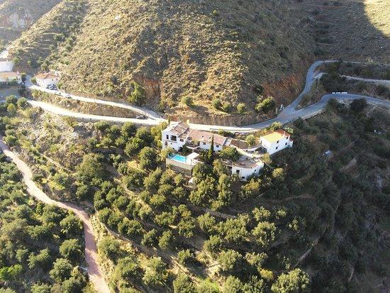 Laroya, Spanien: Vista aérea de Picachico