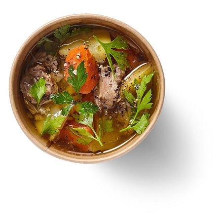 Tradtional Icelandic Lamb Soup
