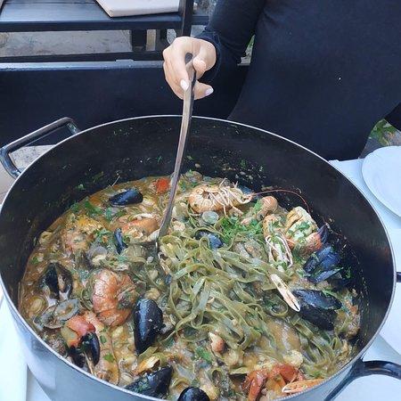 Brac Island, โครเอเชีย: See food You must try Very tasty😊