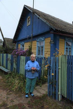 Biélorussie : In un villaggio della Bielorussia centrale. Cliccare sulla foto per vederla come scattata.