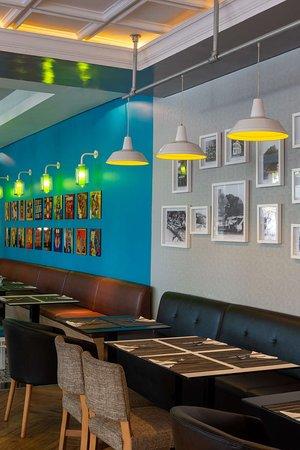 Live Inn Restaurant Bar