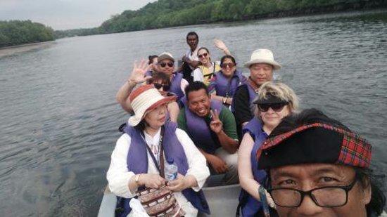 Riau Islands Province, Indonesia: Mangrove trip