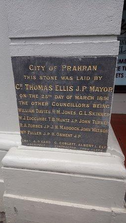 Stone Plaque