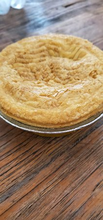 flaky and perfect chicken potpie