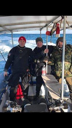 Сборы дайвинг на Черном море