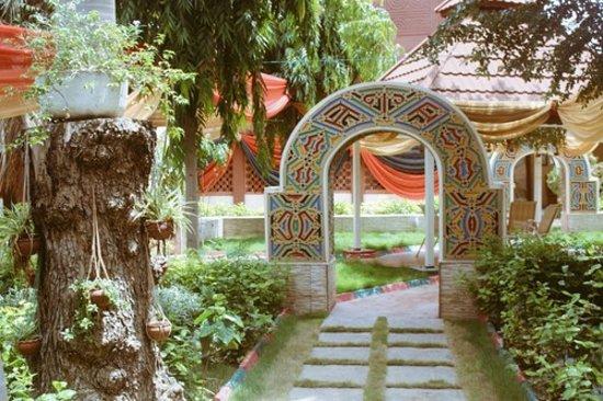 Kano State, Nigeria: Emir of kano palace in Nigeria