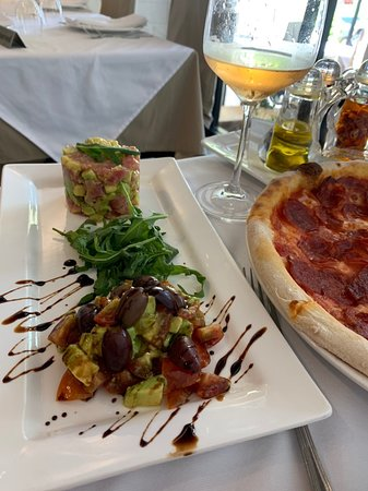 Great Italian Cuisine and excellent service.