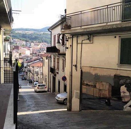 Basilicata, Bella (PZ): paesino lucano nel cuore dell'area Marmo Platano Melandro