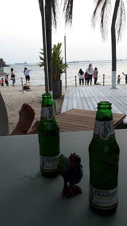 Sand Bar, Sentosa