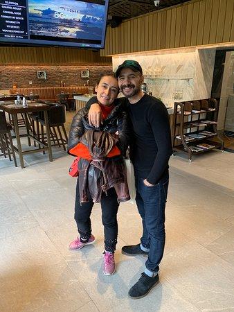 Canim Esim Ve Ben Picture Of Sheraton Istanbul Atakoy Hotel