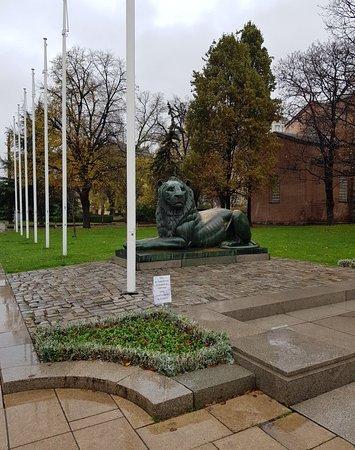The Lion Statue