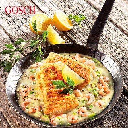 Station Food: Fischfans aufgepasst, Gosch versorgt euch mit Leckereien ganz nach eurem Geschmack.