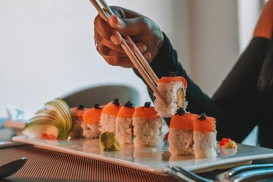 Sushi delight!