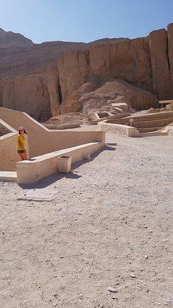Excursions Hurghada-Luxor: vallée des rois