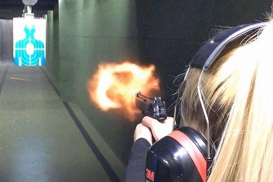 Action Target Shooting Range