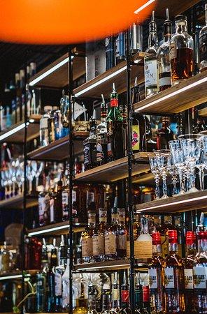 Stort udvalg af drinks