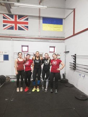 Ladies group at November comp