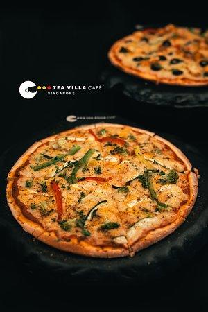 Exotic Italian Pizza