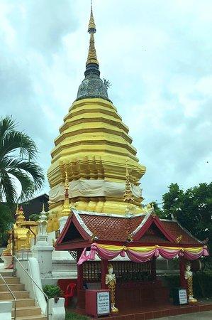 Wat Pan Ping - Chiang Mai