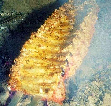 Попробуйте традиционный армянский шашлык