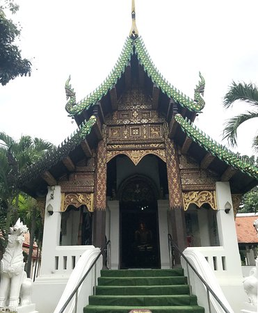 Wat Umong Mahathera Chan - Chiang Mai