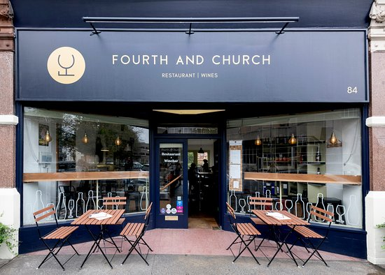 Newly refurbished interior and exterior, welcome to your neighbourhood wine and Sherry restaurant