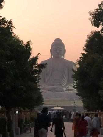 Noida, Hindistan: World-honored Buddha