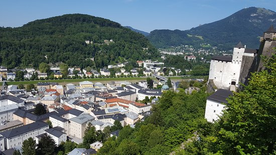 Fortress Hohensalzburg Admission Ticket: view