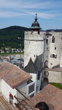 Fortress Hohensalzburg Admission Ticket: castle